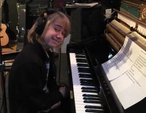 Griffin piano